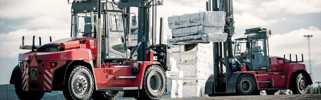 kalmar muletti carrelli elevatori sollevatori Forklift-trucks